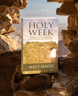 Holy Week Devotional